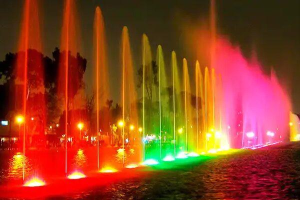 El espectáculo más grandioso de Agua, Luz y Sonido