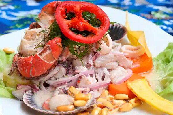 Una Verdadera Celebración-La Gastronomía Peruana