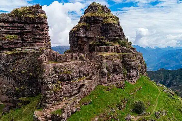Waqrapukara, ¡Una fascinante fortaleza!