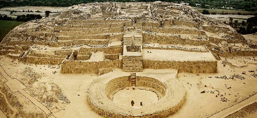 """""""La ciudad más antigua de américa – Caral"""""""
