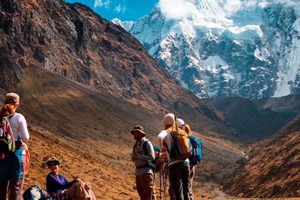El Trekking de Salkantay