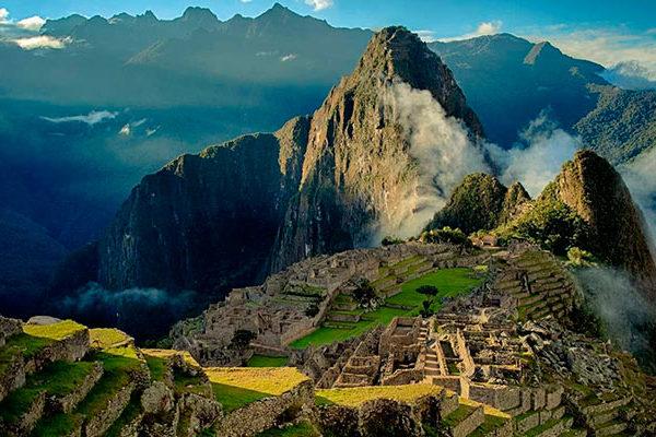 Machu Picchu en un día