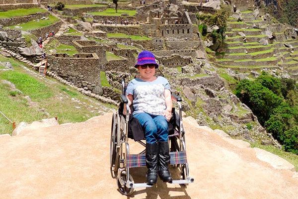 ¿La discapacidad es un obstáculo para visitar Machu Picchu?