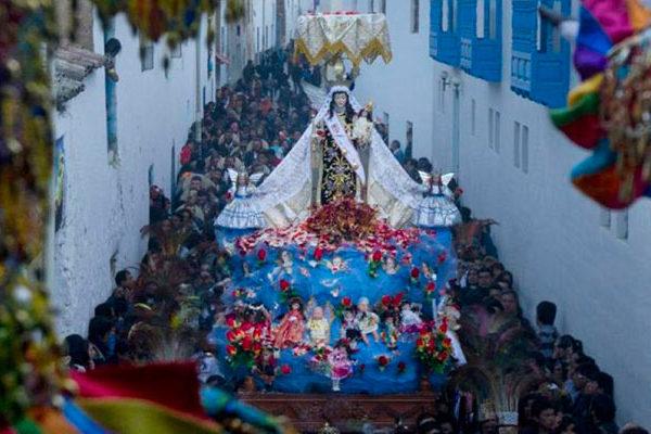 La Fiesta de la Virgen del Carmen – Paucartambo