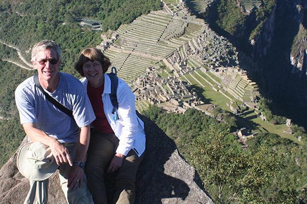 Huayna Picchu para Adultos Mayores