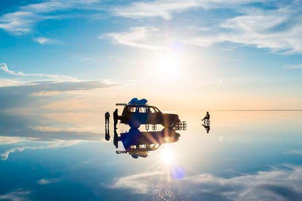 El Estupendo Salar de Uyuni