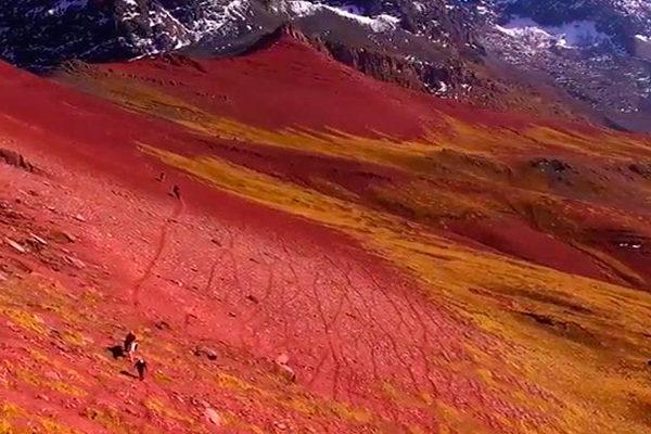 El Asombroso Valle Rojo