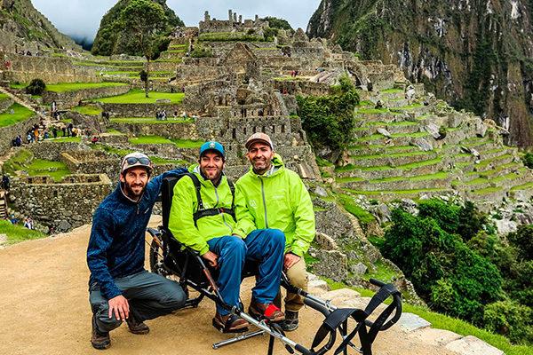 Turismo inclusivo en Machu Picchu
