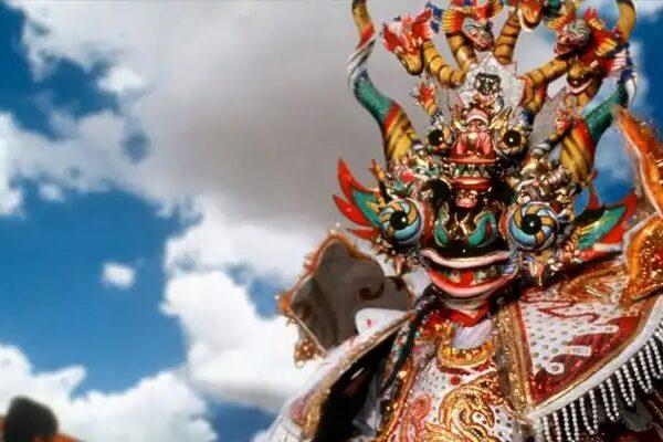 Festividad a la Virgen de la Candelaria, en Puno