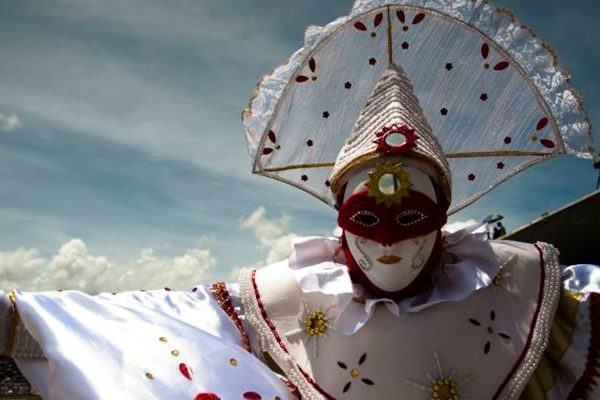 El fabuloso Carnaval de Cajamarca, 2020.