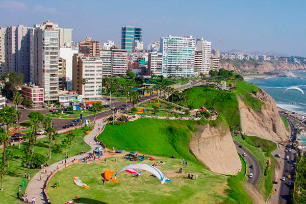 Aniversario de Lima- Perú