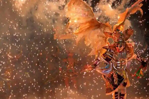 Carnaval de Oruro (Bolivia)-el más grande de Sudamérica