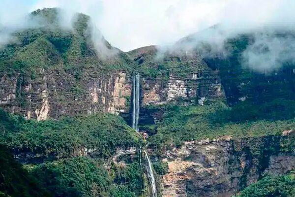 La sensacional Catarata de Gocta – Amazonas