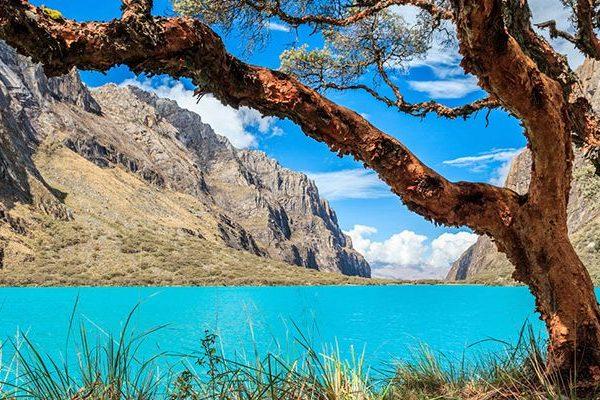 El Parque nacional Huascarán y el encanto de las lagunas en Llanganuco