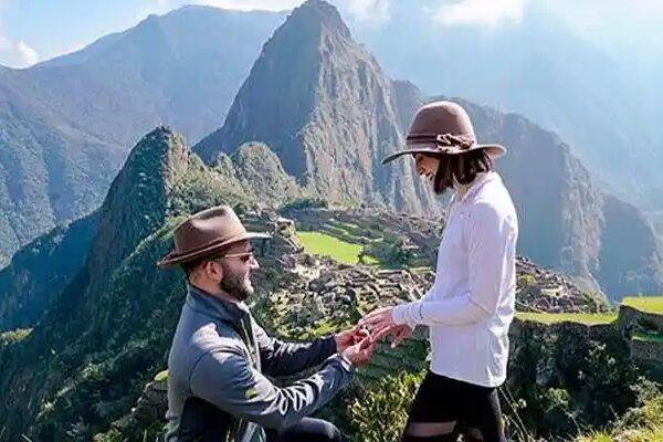¡La lista Top! de los 5 escenarios perfectos para pedir matrimonio