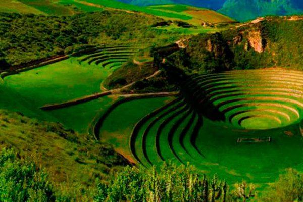 Moray y los misterios que esconden las terrazas circulares…