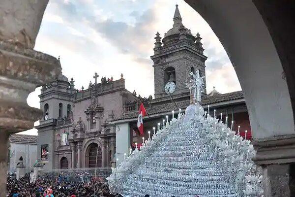 Semana Santa en Ayacucho 2020