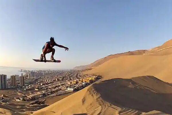 Una aventura llena de adrenalina en las dunas de Iquique  – Cerro Dragón