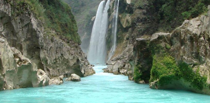 Las Cascadas Mas Bellas Se Encuentran En La Huasteca Potosina
