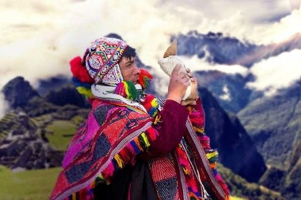 Celebración de la Pachamama, Madre Tierra