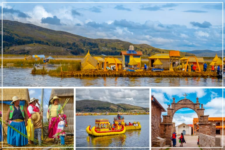 02 Days of Uros – Amantani & Taquile Islands