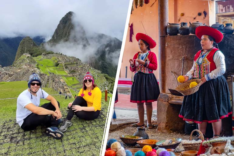 """02 Day """"Exploring"""" the Sacred Valley and Machu Picchu"""